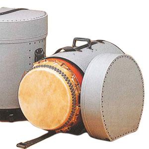 【太鼓 和太鼓】 長胴太鼓用ファイバーケース 2尺用