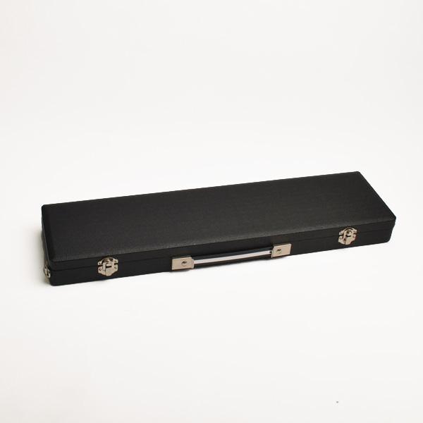 龍笛と高麗笛2本を収納 持ち運びのできるハードケース 2管用 日本正規代理店品 実物 横笛用ハードケース