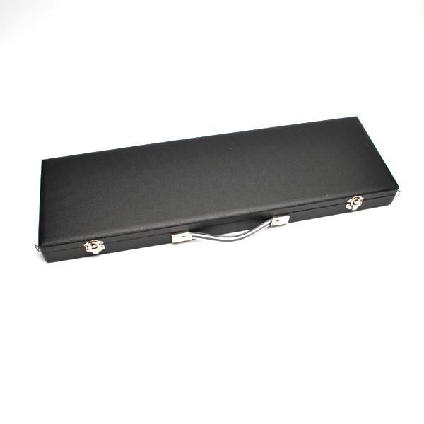 龍笛と高麗笛 神楽笛の3本を収納 持ち運びのできるハードケース メーカー再生品 低価格化 3管用 横笛用ハードケース