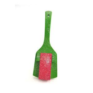 スペシャル鳴子 一枚バチ 黄緑 (ピンク) 5組セット