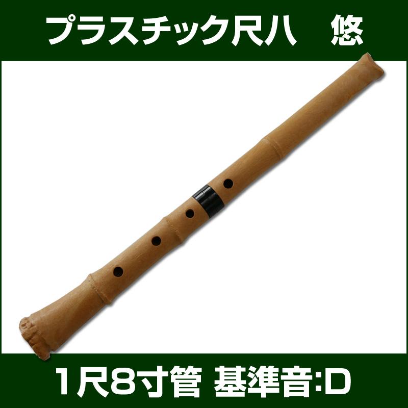 塑料竹笛 (尺),一个释八管标准声︰ d