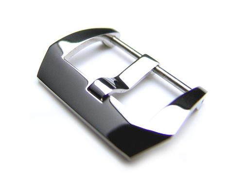 22mm TAIKONAUT 尾錠 バックル-001X パネライ用ベルトに