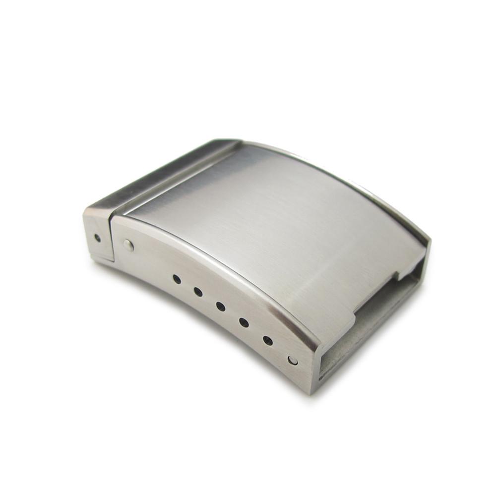 WEB限定 22mm TAIKONAUT OMEスタイル シートベルトロッククラスプ 新作製品、世界最高品質人気! SUS316L ブラッシュド