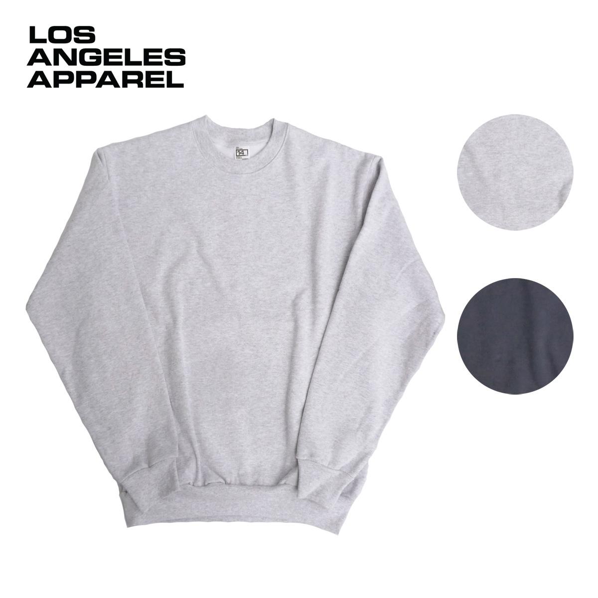 LOS ANGELES APPAREL ロサンゼルスアパレル 14oz SWEAT SHRTS