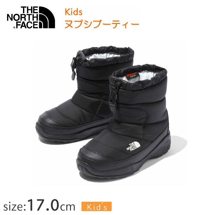 ノースフェイス ヌプシブーティー NFJ51980 17.0~22.0cm ブーツ