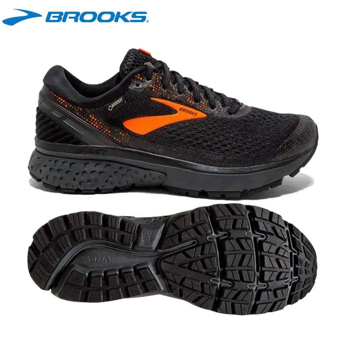 ブルックス Brooks ランニング シューズ GHOST11 (ゴースト11 ゴアテックス)1102871D メンズ(男性用)19SS