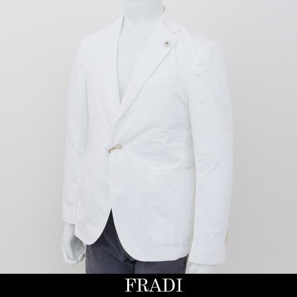 FRADI(フラディ)ジャケットホワイトCN6284