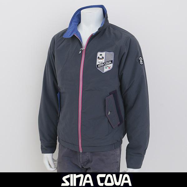 大人気SINA COVA(シナコバ)ブルゾングレー77853010 180