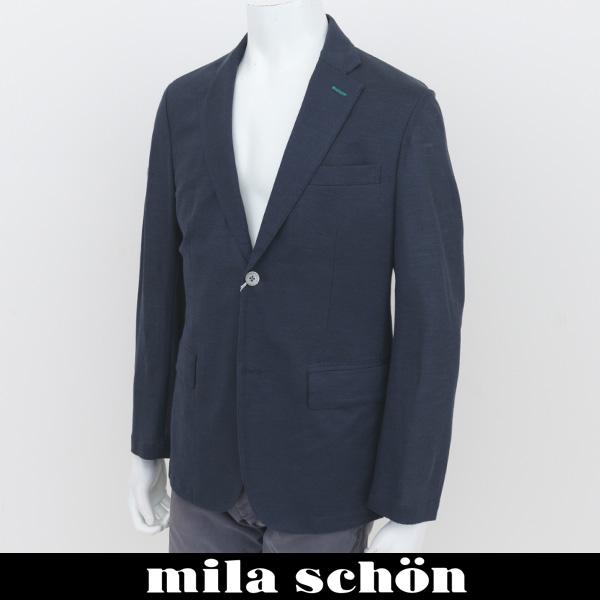 Mila Schön(ミラ・ショーン)ジャケットネイビー31910 101 59