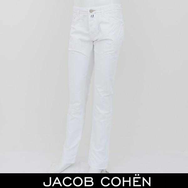 JACOB COHEN(ヤコブコーエン)ストレッチデニムホワイト226 12205(PW622 COMF 06510S)