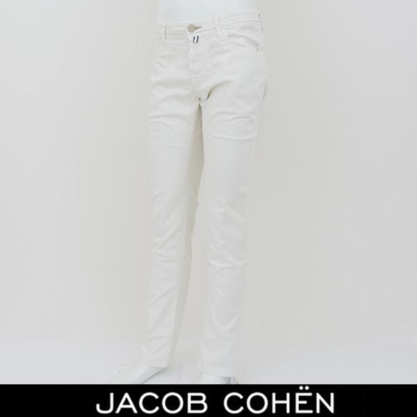 JACOB COHEN(ヤコブコーエン)ストレッチデニムオフホワイト226 12193(PW622 COMF 00028V)