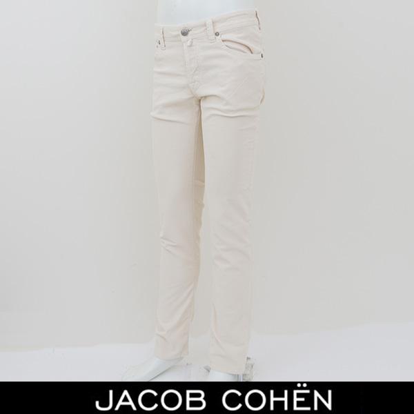 JACOB COHEN(ヤコブコーエン)ストレッチコーディロイパンツベージュPW622 COMF 08805V 22222