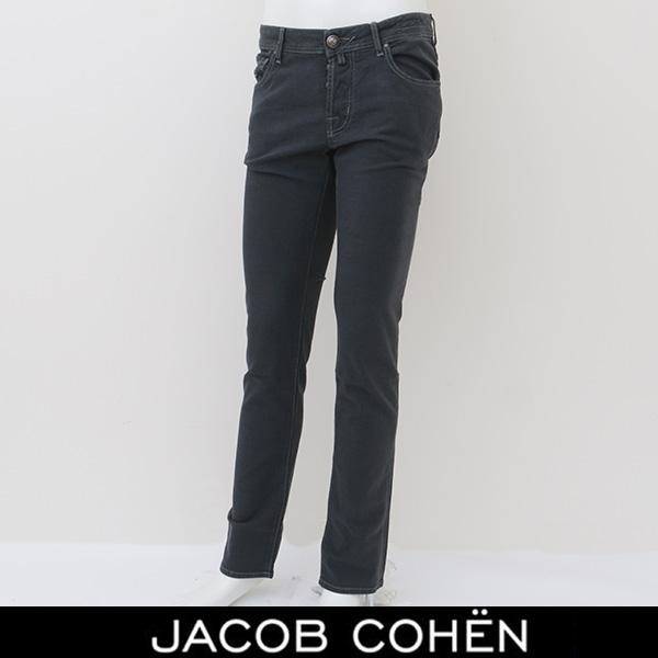 JACOB COHEN(ヤコブコーエン)ストレッチコットンパンツブラック系J622 COMF 00366L 20423