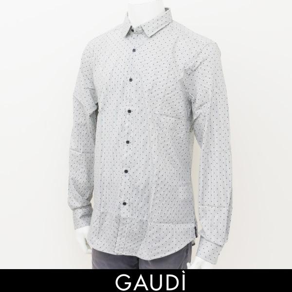 GAUDI(ガウディ)長袖カジュアルシャツ1773508