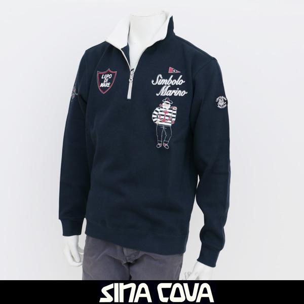 大人気SINA COVA(シナコバ)トレーナーネイビー17220060 290