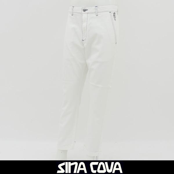 SINACOVA(シナコバ)コットンパンツホワイト18135020 100