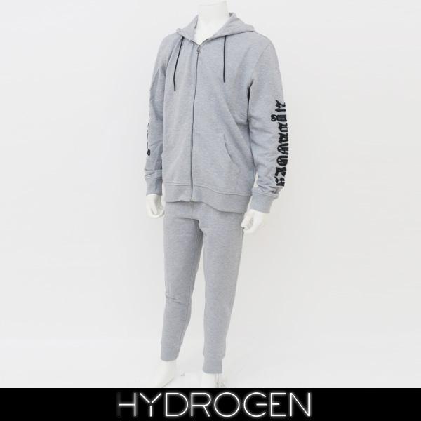 HYDROGEN(ハイドロゲン)セットアップ (グレー)220620/220622