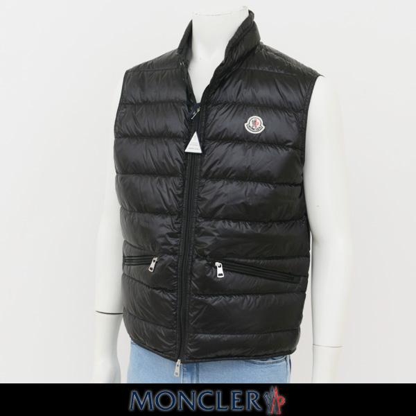 MONCLER(モンクレール)【メンズウェア】ダウンベスト【ブラック】GUI
