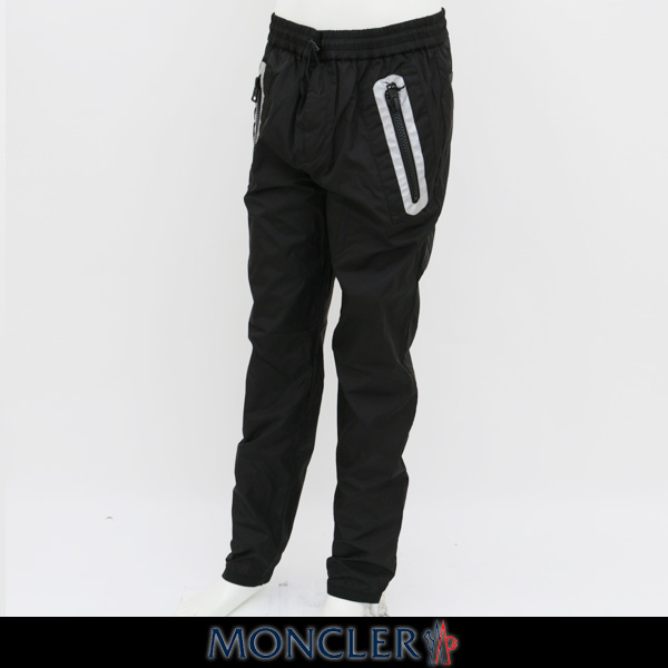 MONCLER(モンクレール)ナイロンパンツブラックD1 09H 1101205 54155
