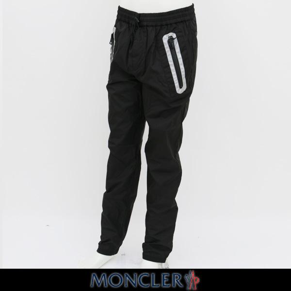 MONCLER(モンクレール)ナイロンパンツブラックD1 09H 1101205 54155