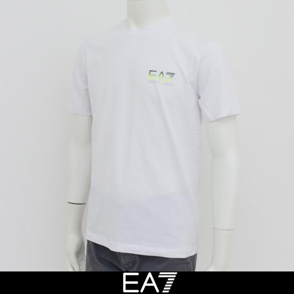 EMPORIO ARMANI(エンポリオ アルマーニ)半袖Tシャツホワイト3ZPTC0 PJ03Z