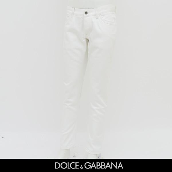 Dolce&Gabbana(ドルチェ&ガッバーナ)デニムパンツホワイト系G6XNGZ G8U04