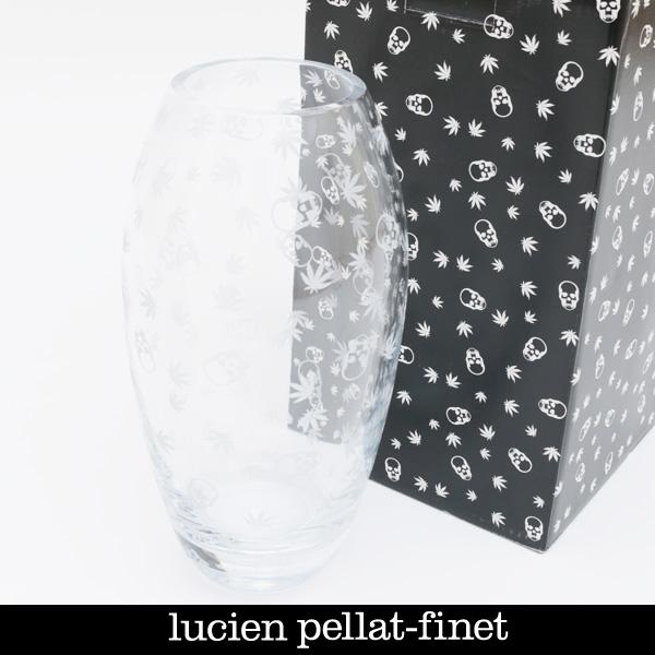 Lucien Pellat-finet(ルシアンペラフィネ)花瓶クリスタル89960 990