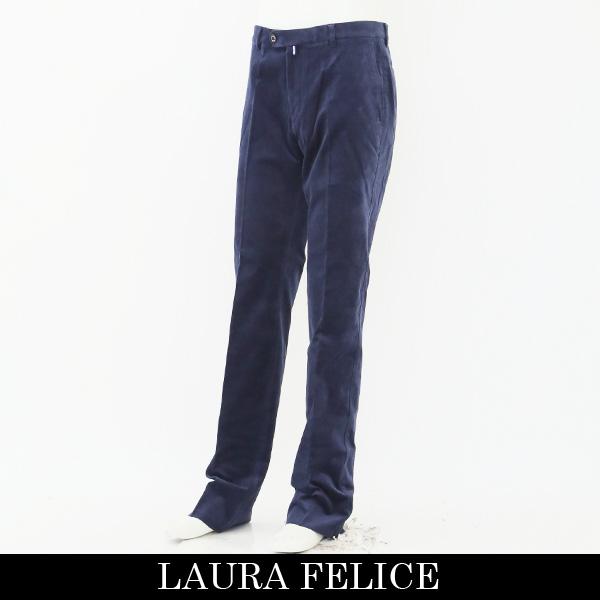LauraFelice(ラウラフェリーチェ)ストレッチパンツネイビー131 2001 26