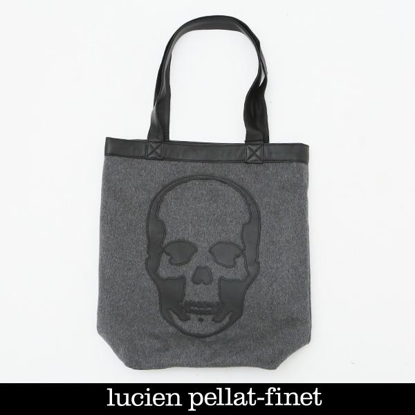Lucien Pellat-finet(ルシアンペラフィネ)トートバックグレーYMP617A(69210)