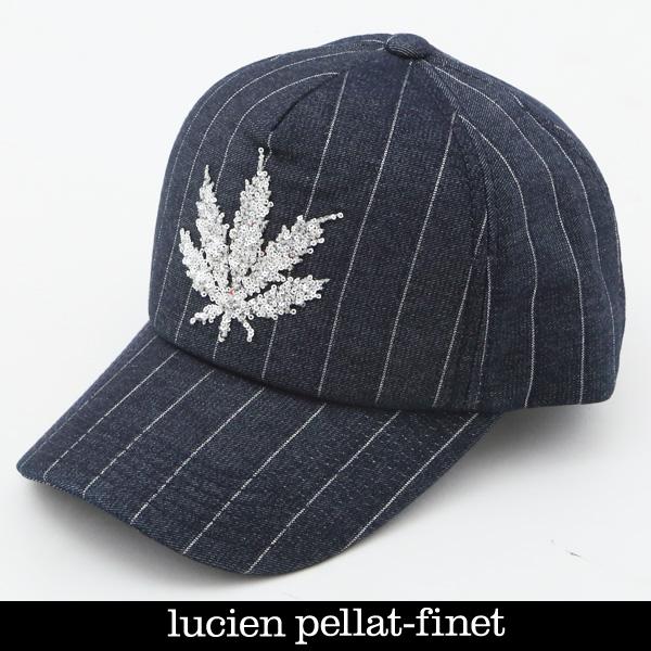 lucien pellat-finet ルシアンペラフィネ キャップネイビー系CAP83(69908)
