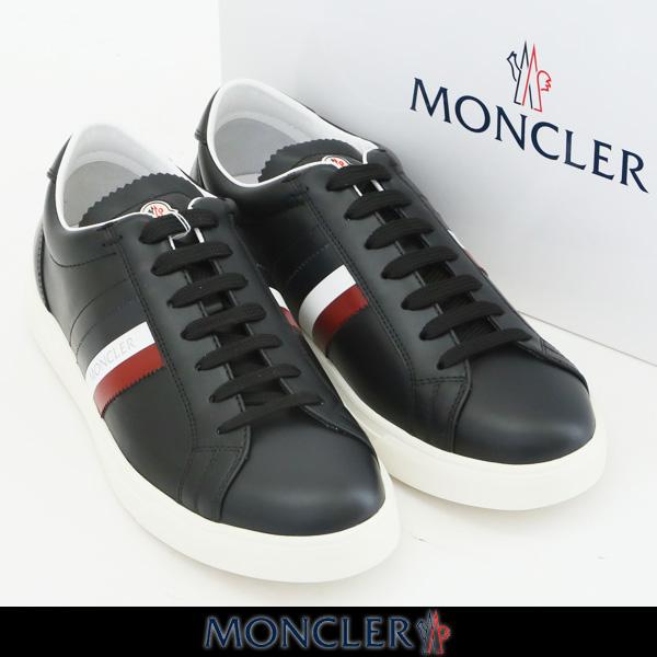 MONCLER(モンクレール)スニーカー (ブラック)LA MONACO