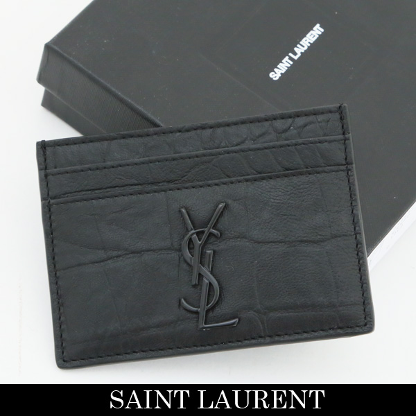 Saint Laurent(イヴ・サンローラン)カードケース485631 C9H0U