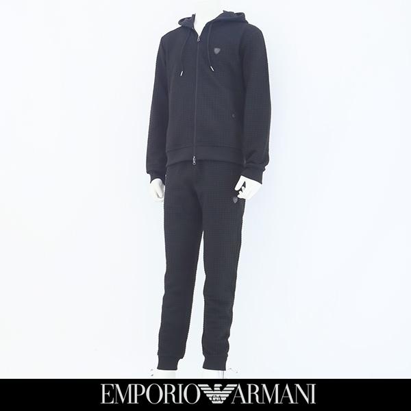 EMPORIO ARMANI(エンポリオ・アルマーニ)セットアップ (ブラック)6ZPM14 PJ0Z/6ZPP63 PJ0Z