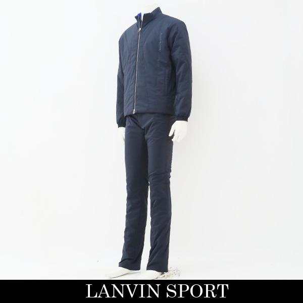 LANVIN SPORT(ランバン スポール)セットアップネイビー×ブルーVMK608145 M03/VMK808145 M03