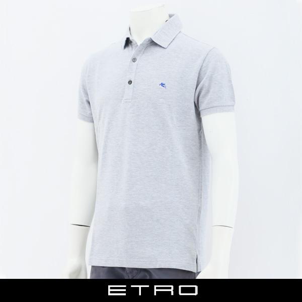 ETRO(エトロ)半袖ポロシャツ1Y800-9153