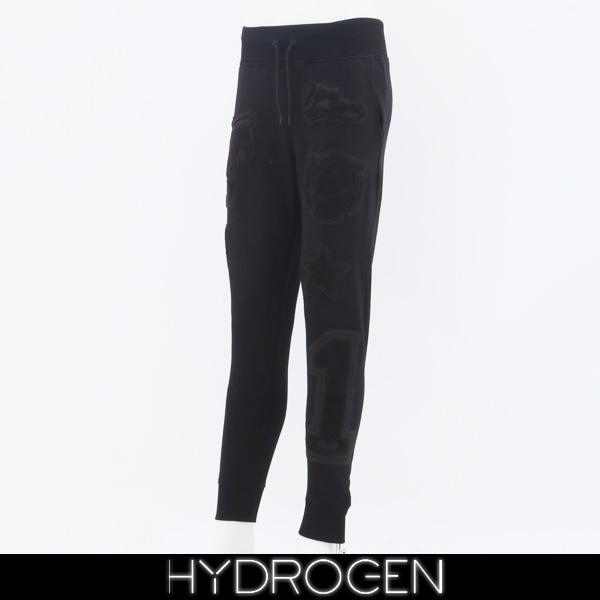 HYDROGEN(ハイドロゲン)スウェットパンツブラック230680