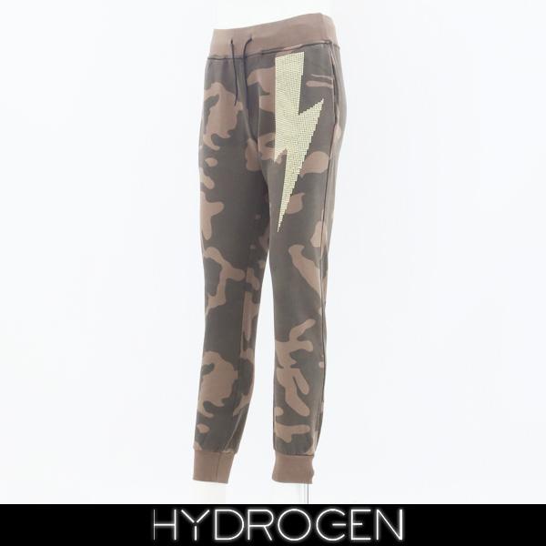 HYDROGEN(ハイドロゲン)スウェットパンツカモフラ柄230121