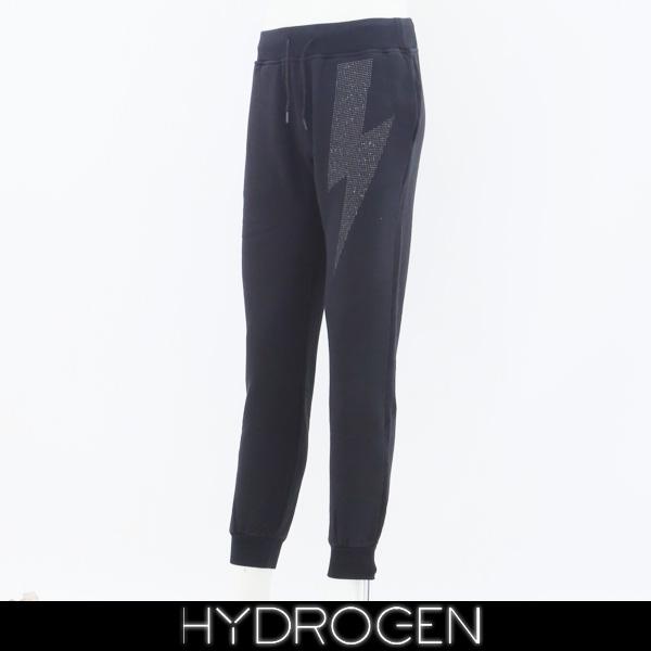 HYDROGEN(ハイドロゲン)スウェットパンツブラック230121
