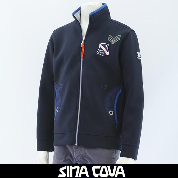 SINA COVA(シナコバ)トラックジャケットネイビー18213010 290