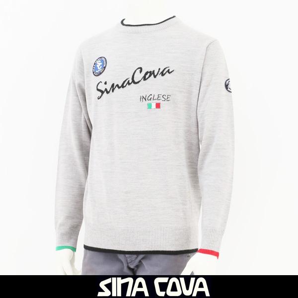 大人気SINA COVA(シナコバ)セーターグレー18252020 150