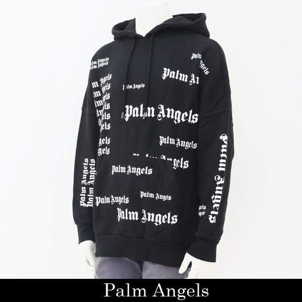 Palm Angels (パーム・エンジェルス)パーカーブラックPMBB036F184410151001