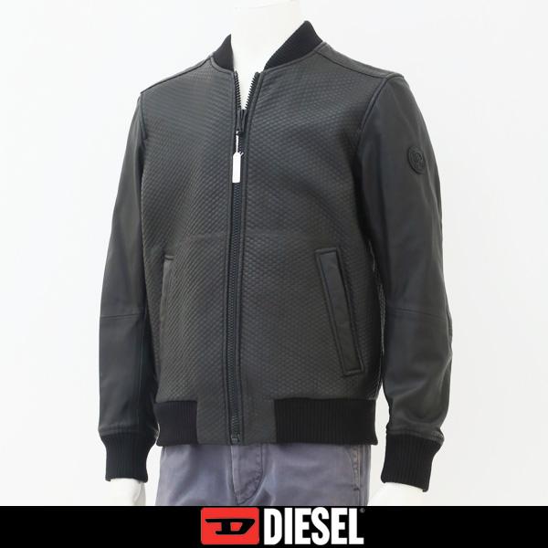 DIESEL(ディーゼル)ライダースジャケット革ジャン00SKND 0EAUB