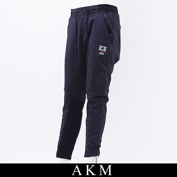 AKM(エイケイエム)AIR TECH EASY PANTSBLACKAJ052 PE05 99