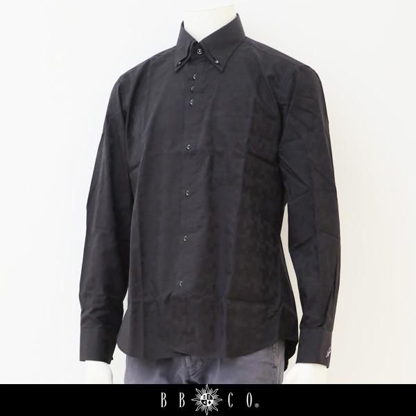 BBCO(ビビコ)長袖シャツブラックW 15809 1