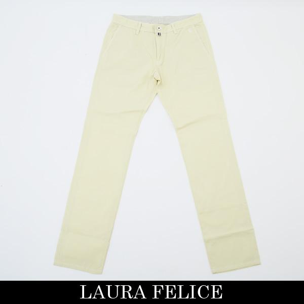LauraFelice(ラウラフェリーチェ)ストレッチコットンパンツペパーミントグリーン系132 2003 62