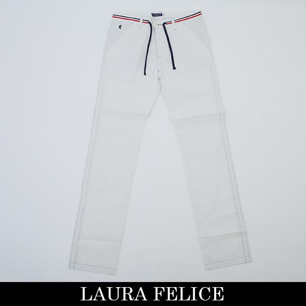 LauraFelice(ラウラフェリーチェ)イージーパンツホワイト系132 2008 12