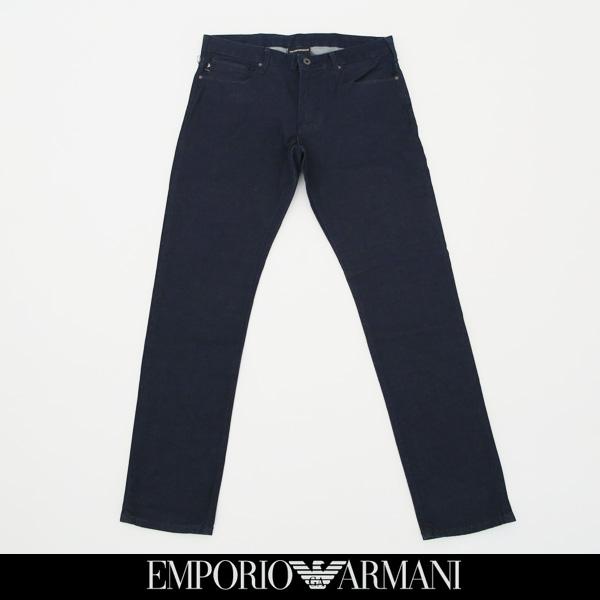 EMPORIO ARMANI(エンポリオアルマーニ)ストレッチジーンズストレッチデニムインディゴ8N1J06 7V0LZ