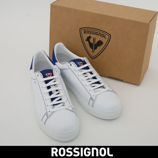 ROSSIGNOL(ロシニョール)スニーカー (ホワイト)RNHM720 9981007