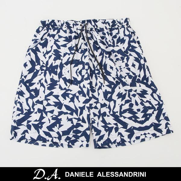 DANIELE ALESSANDRINI(ダニエレ・アレッサンドリーニ)スイムウェアー海パンブルー系211 83189001