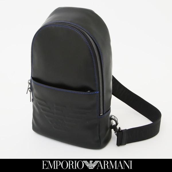 EMPORIO ARMANI(エンポリオアルマーニ)ボディバックブラックY4O164 YG90J